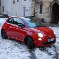 Fiat 500 TwinAir Road Test