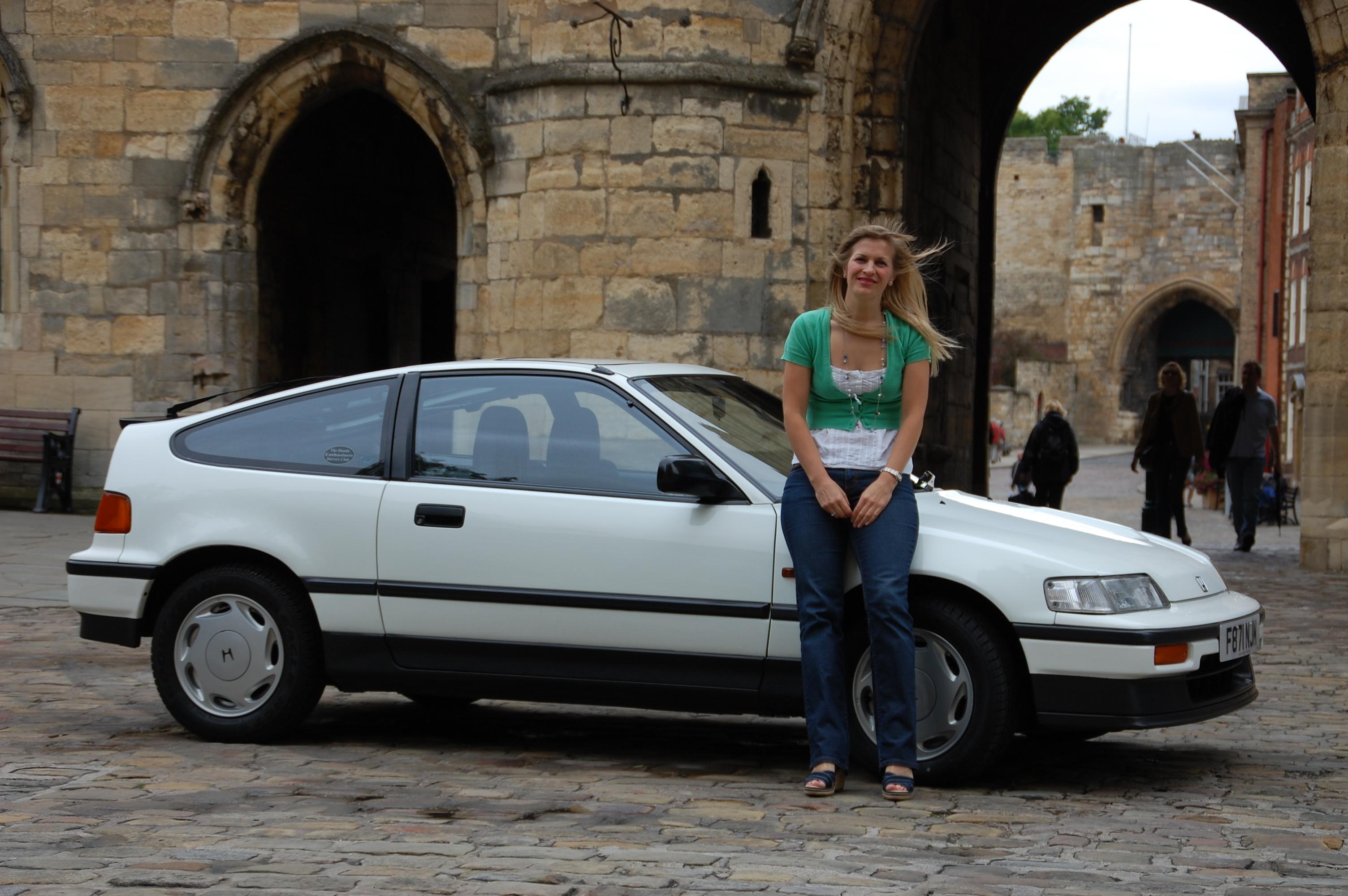 1988 Honda Crx 1 6i 16 Tomorrow S Classic 171 Petroleum Vitae