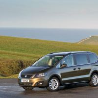 SEAT Alhambra SE 2.0 TDI CR 140PS E Ecomotive First Drive