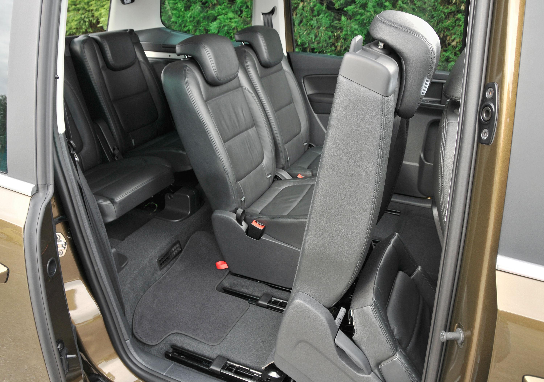 SEAT Alhambra SE 2.0 TDI CR 140PS E Ecomotive First Drive u00ab Petroleum Vitae