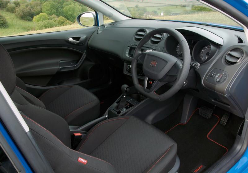SEAT Ibiza FR 20 TDI CR 143PS First Drive  Petroleum Vitae