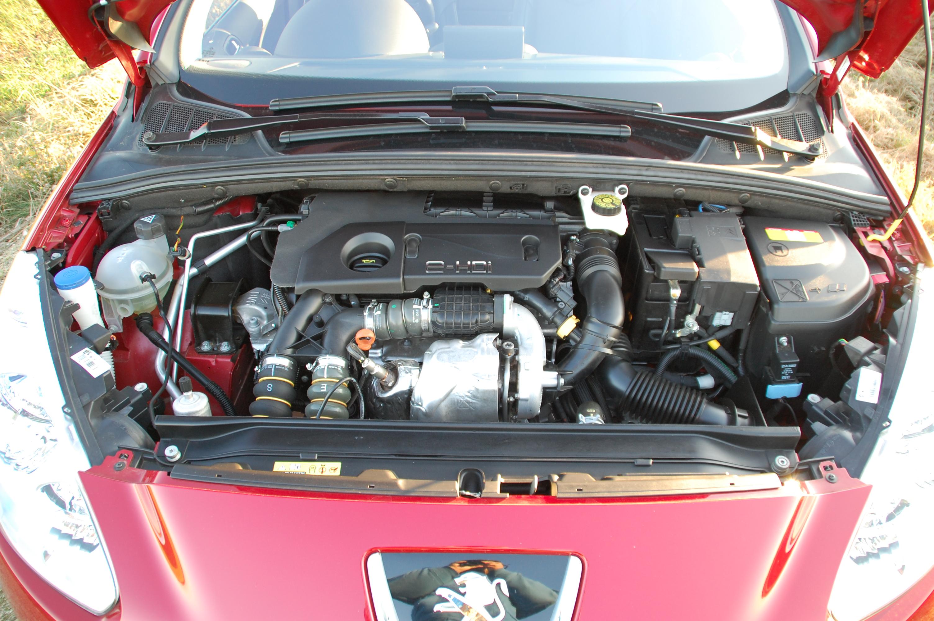 Peugeot 308 Allure e-HDi 112 Stop and Start Road Test « Petroleum Vitae