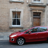 Peugeot 308 Allure e-HDi 112 Stop and Start Road Test