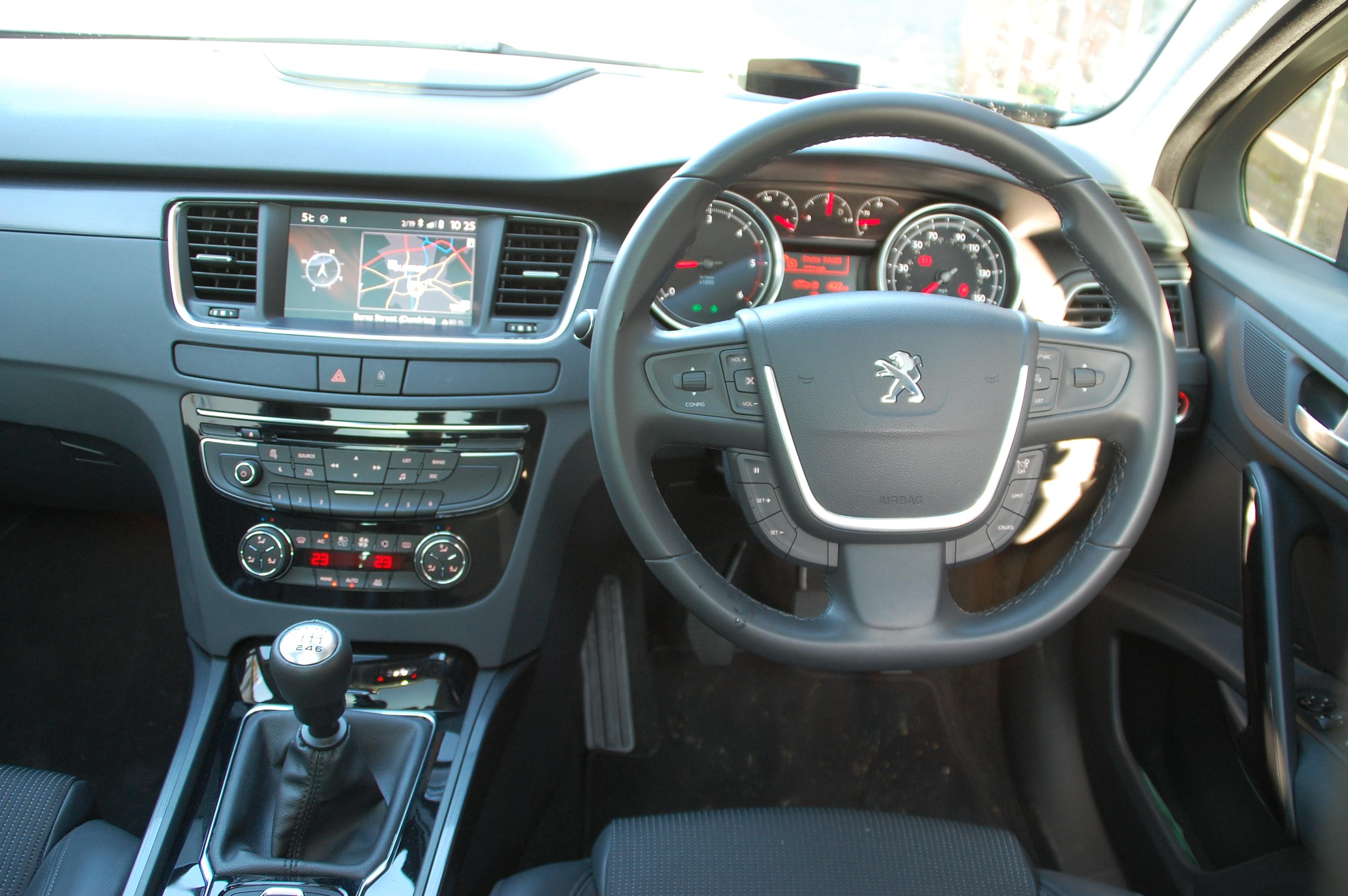 Peugeot 3008 Access >> Peugeot 508 SW Allure HDi 163 FAP Road Test « Petroleum Vitae