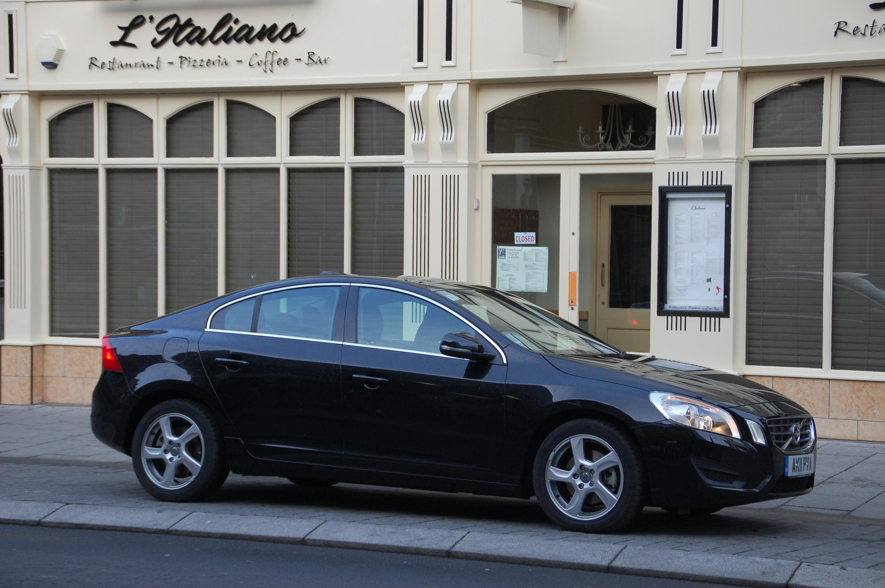 Volvo S60 D2 DRIVe SE Start/Stop Road Test « Petroleum Vitae