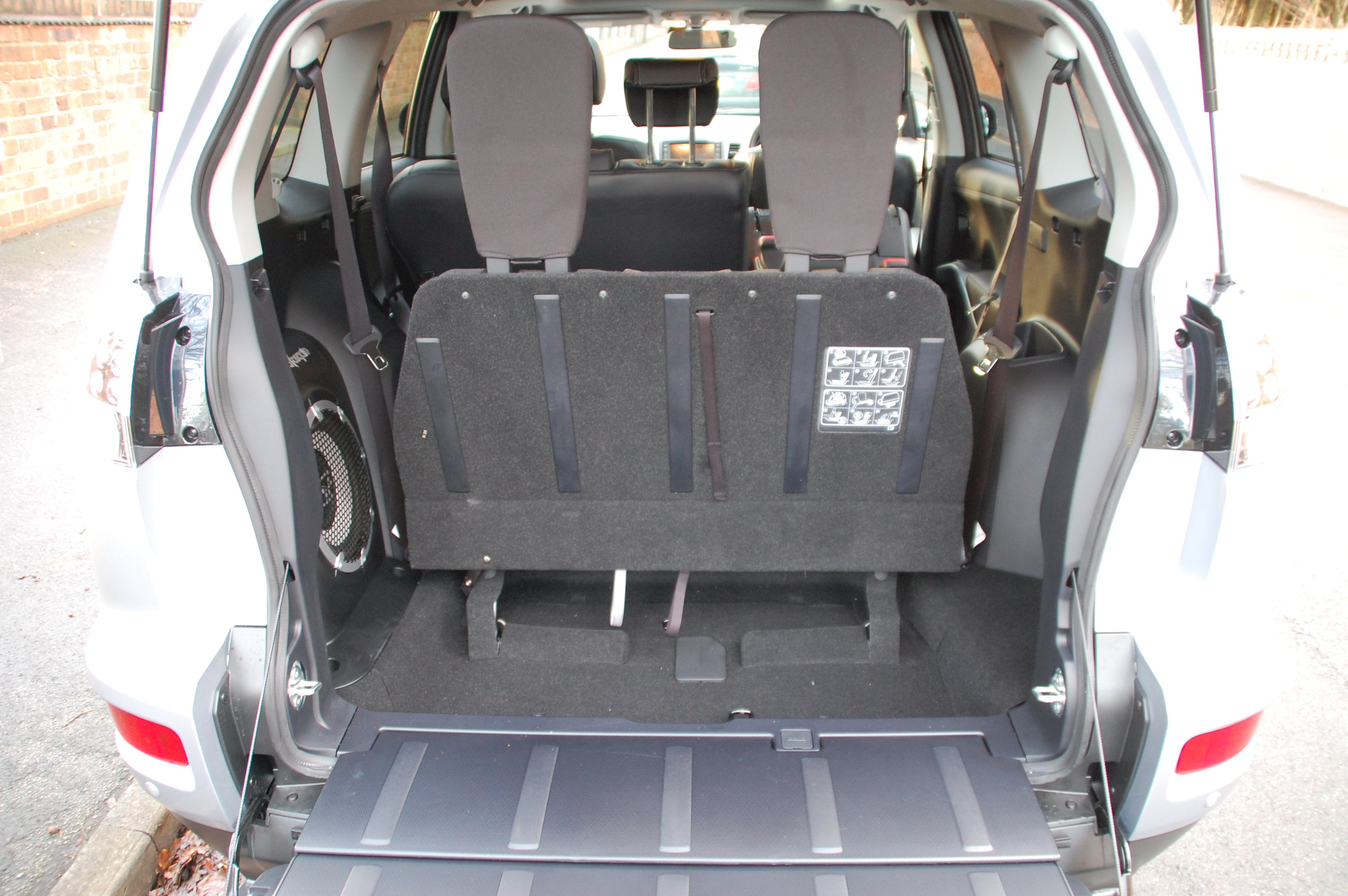 Mitsubishi Outlander 2.2 DI-D GX4 4WD SST Road Test ...