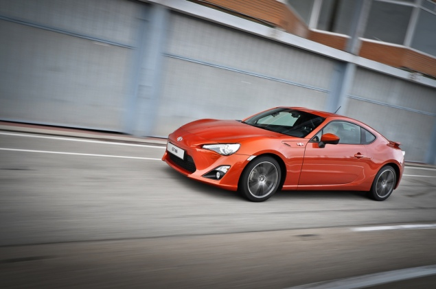 Toyota's GT86 will cost less than £25,000 when sales begin in July