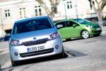Škoda's Citigo will be available in both 3- and 5-door forms from its June launch