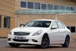 Infiniti's revised G range now includes the all-wheel drive G37x S
