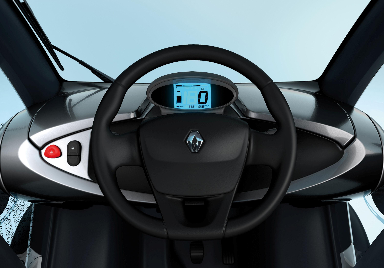 Renault Twizy Colour First Drive 171 Petroleum Vitae