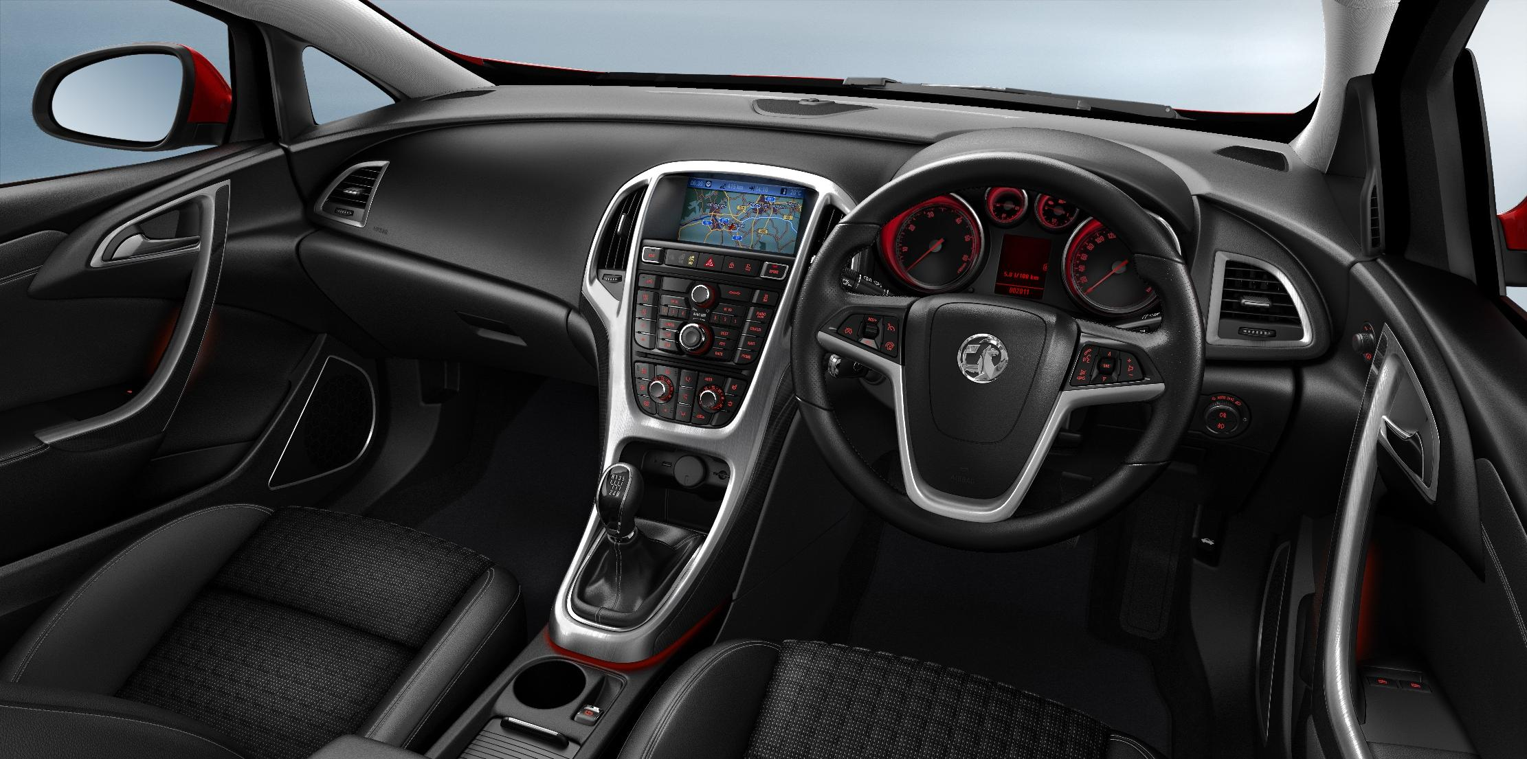 Vauxhall Astra Gtc Sport 1 7 Cdti 16v 130ps Start Stop