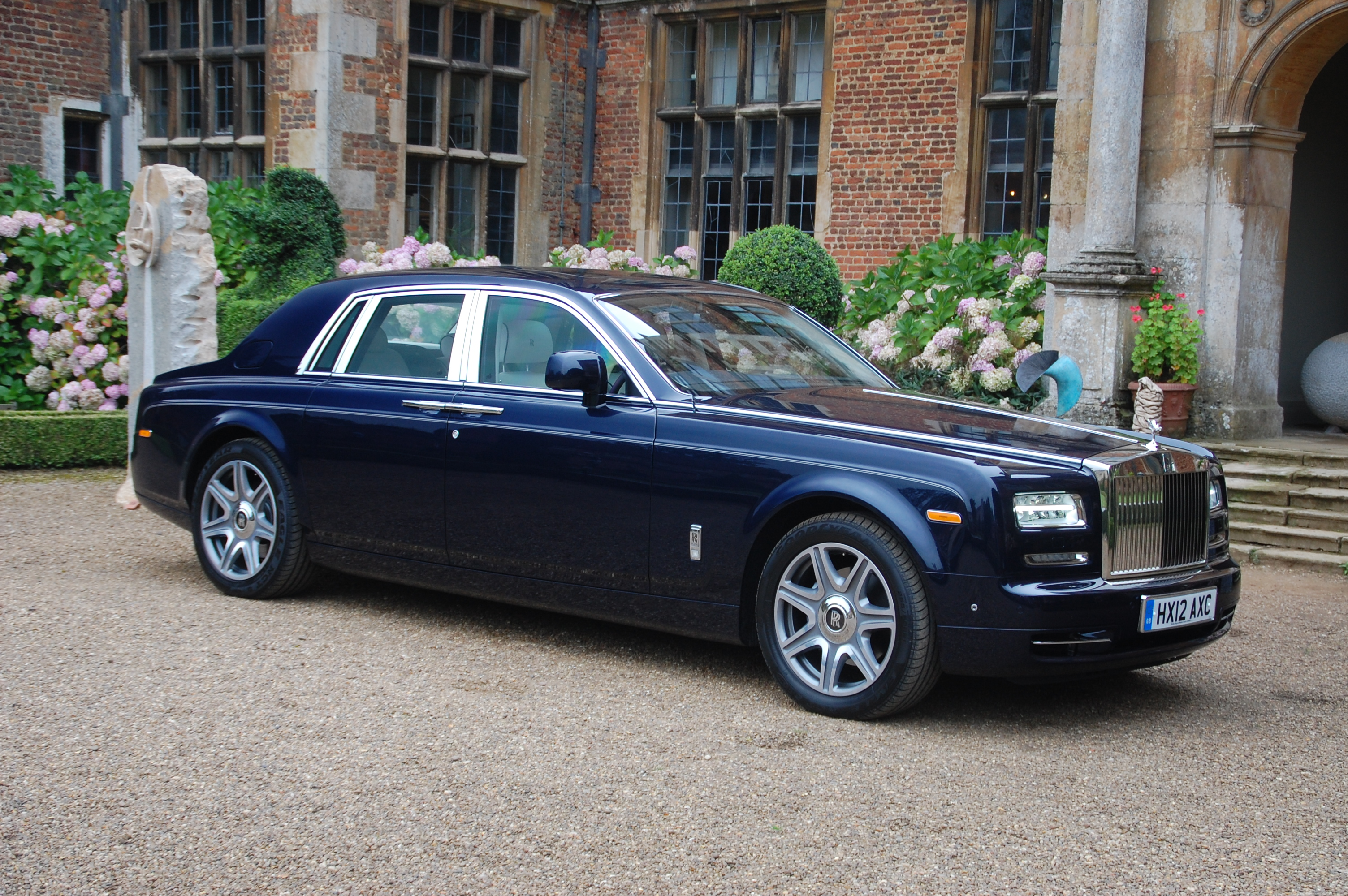 Rolls-Royce Phantom Series II Road Test « Petroleum Vitae