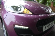 Revisions to the Peugeot 107's nose maintain interest in the face of stiff competition
