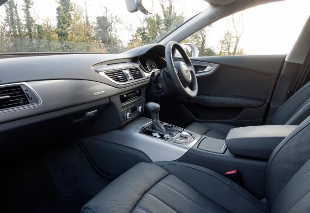 Superb build quality is fitted as standard to every A7.