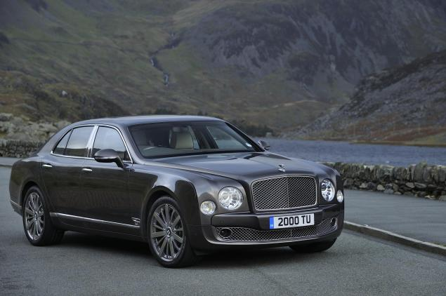 Bentley Mulsanne Comfort Specification