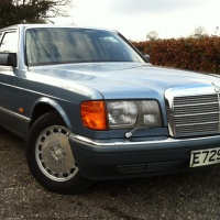 Mercedes-Benz's W126 - An S-Class Act Three Decades On