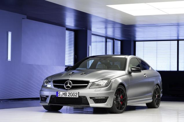 Mercedes-Benz C 63 AMG 'Edition 507'
