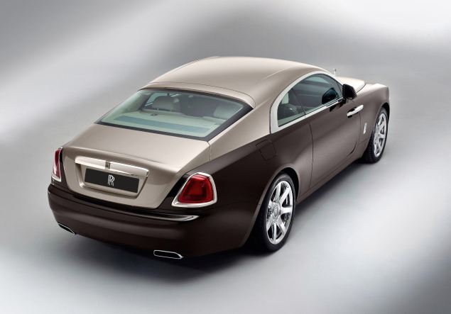 Wraith is a Rolls-Royce like no other
