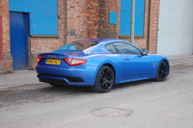 It's almost impossible to find an unenjoyable angle on the GranTurismo Sport