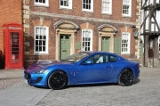 Visual and aural beauty presented in the form of Maserati's GranTurismo Sport