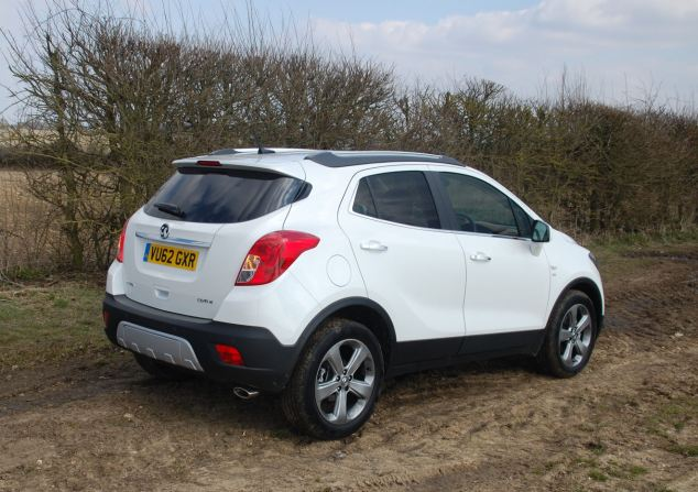 Spacious, practical and tall - the Mokka's been a popular Vauxhall since launch
