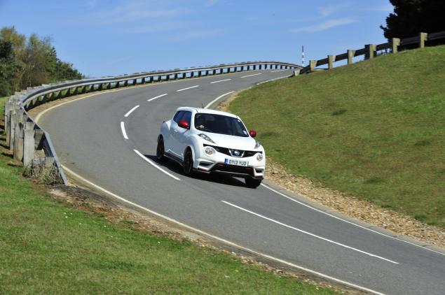 Nissan Juke Nismo - a very appealing hot hatch alternative