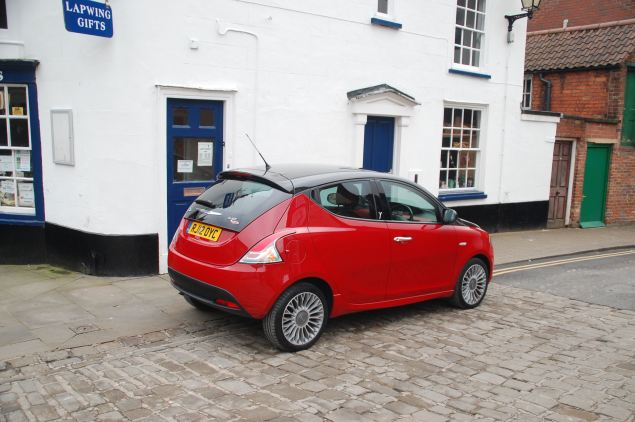 The Chrysler Ypsilon isn't mainstream which adds to its allure