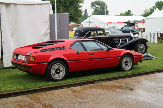 Salon Prive 2013 - BMW 1M Side - carwitter