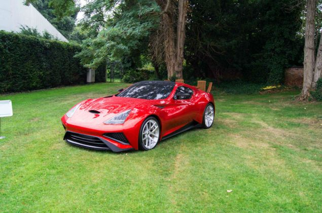 Salon Prive 2013 - Icona Volcano Front - carwitter