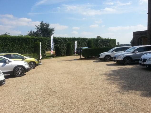 Suzuki SX4 S-Cross crossover SUV UK launch review Petroleum Vitae Keith Jones Oliver Hammond - SZ5 trims