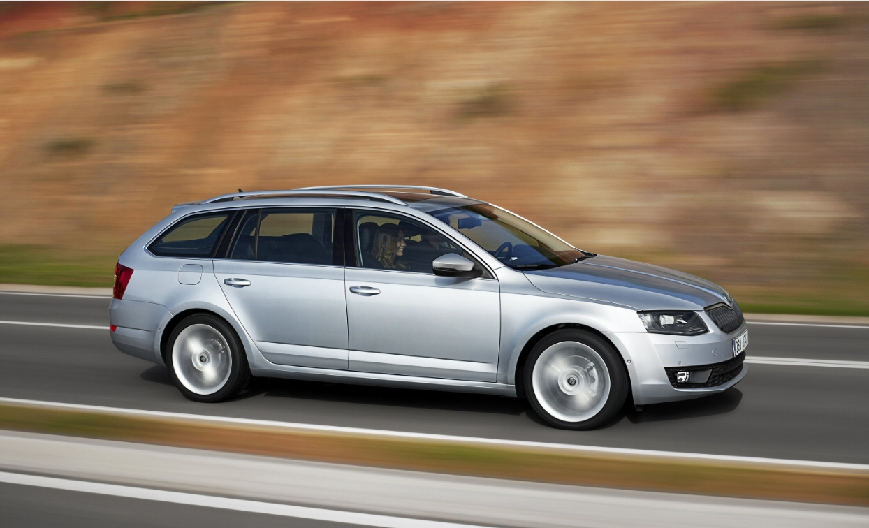 road test review of the new skoda octavia estate 1 6tdi se by liam bird petroleum vitae. Black Bedroom Furniture Sets. Home Design Ideas