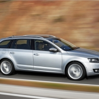 Road Test Review of the new Skoda Octavia Estate 1.6TDi SE by Liam Bird