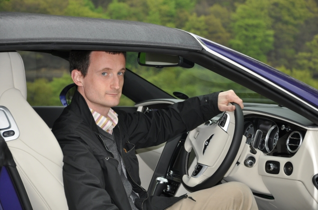 Oliver Hammond published motoring journalist blogger automotive copywriter Petroleum Vitae