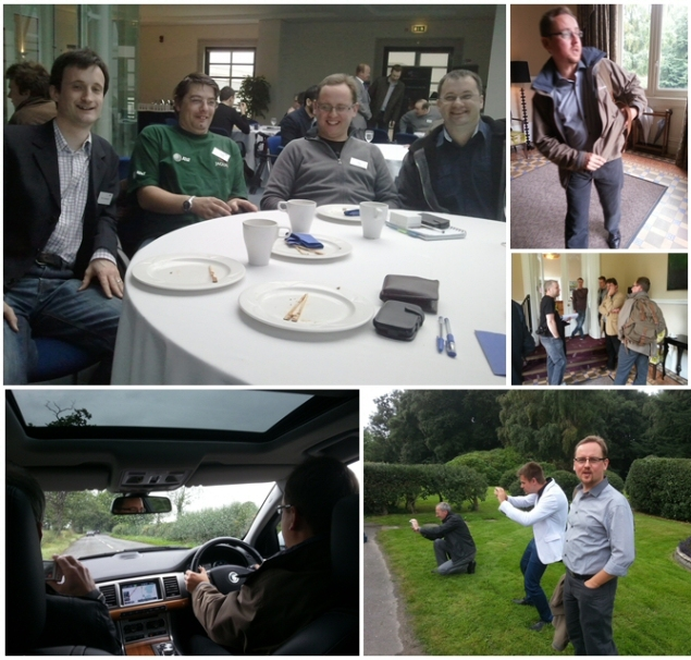 Car Motoring Blogger Chris Auty Driving Spirit wins SEAT GOMW Breakthrough Award 2013 photo8