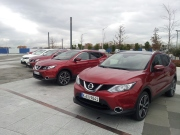 All new Nissan Qashqai 2014 European launch Madrid Nick Johnson Keith Jones Petroleum Vitae