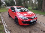 2014 Renaultsport Megane RS 265 Cup chassis Kilworth day photo - front 34b