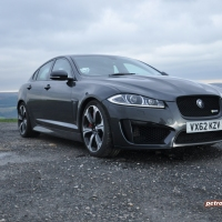 Jaguar XFR-S saloon full road test review by Oliver Hammond