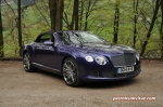 2014 Bentley Continental GTC W12 Speed convertible road test review by Oliver Hammond blogger Keith Jones Petroleum Vitae - photo - front 34a