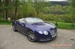 2014 Bentley Continental GTC W12 Speed convertible road test review by Oliver Hammond blogger Keith Jones Petroleum Vitae - photo - front 34i