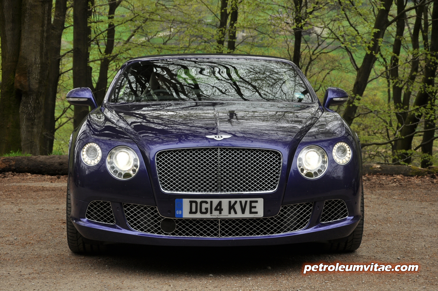 Bentley Continental Gtc W12 Speed Convertible Road Test Review By