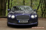 2014 Bentley Continental GTC W12 Speed convertible road test review by Oliver Hammond blogger Keith Jones Petroleum Vitae - photo - front grille
