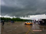 SMMT Test Day 2014 Millbrook Petroleum Vitae Keith Jones Oliver David Hammond - photo - rain2