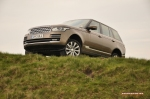 2014-05 New Range Rover SDV8 Autobiography diesel road test review photo - exterior - dales off-road front 34b