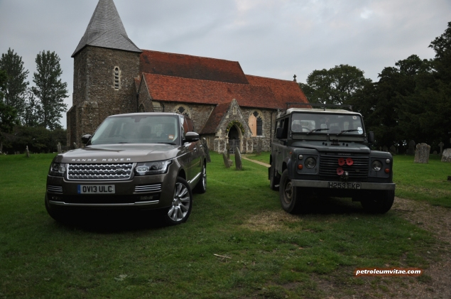 2014-05 New Range Rover SDV8 Autobiography diesel road test review photo - keith wright 2