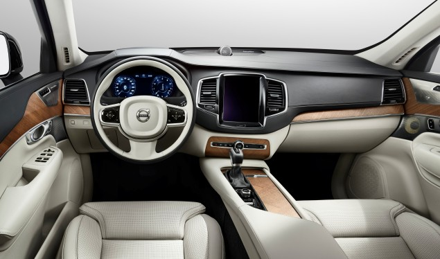 All new 2014 Volvo XC90 pictures photos - interior 2