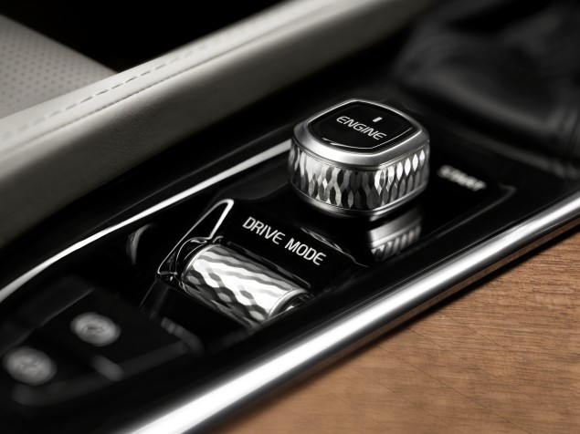 All new 2014 Volvo XC90 pictures photos - interior