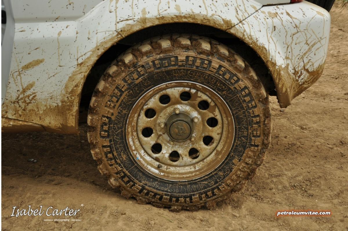 Taking to the Yorkshire rough stuff with Suzuki