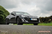 Toyota GT86 full road test review blogger Oliver Hammond Keith Petroleum Vitae photo - front 34a