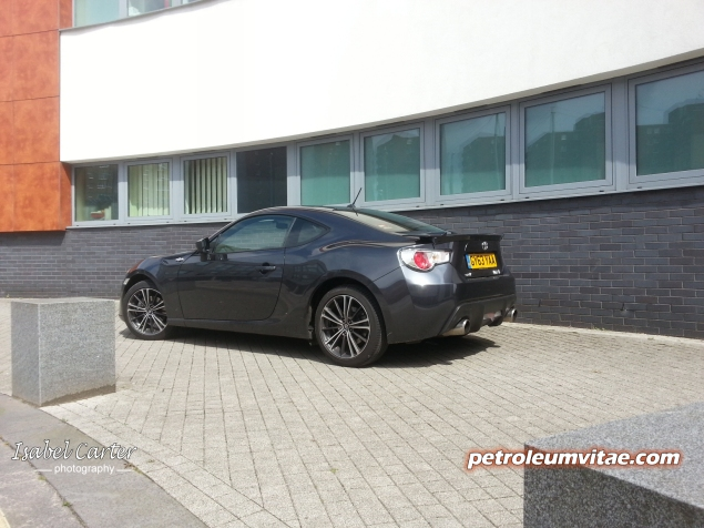 Toyota GT86 full road test review blogger Oliver Hammond Keith Petroleum Vitae photo - modern 7