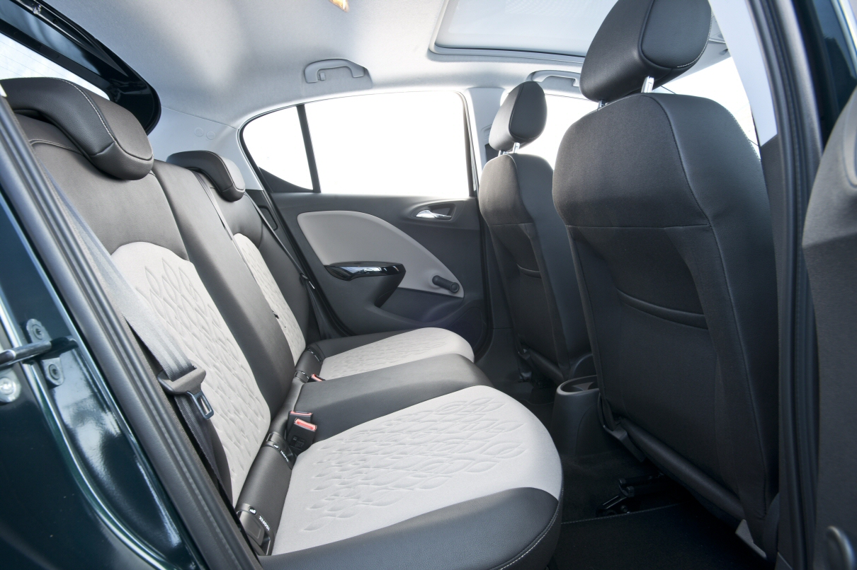 New-for-2015 Vauxhall Corsa: first impressions « Petroleum ...